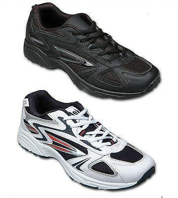 Mens Training Shoes / Trainers, Lace Ups Size 6, 7, 8, 9, 10, 11, 12, 13