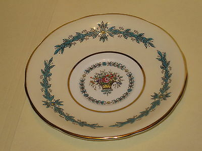 AYNSLEY - Cambridge - #7818 - scalloped - SAUCER ONLY - 1D
