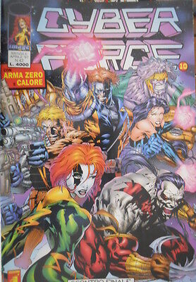 Cyber Force n. 42 1997 Ed. Star Comics