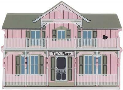 Cat's Meow Village Lakeside Tia's Place Retired #07-164 NEW *Shipping Discounts*