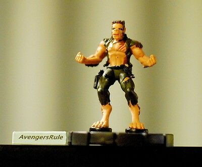 HorrorClix 001 Dog Soldier Rookie Base Set