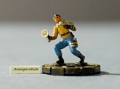 HorrorClix 055 Ghostfinder Rookie Base Set