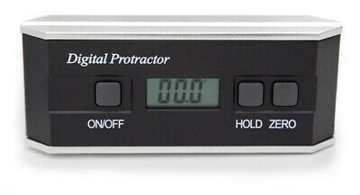 DML Digital Protractor Inclinometer Magnetic Bevel Box Angle Finder Gauge