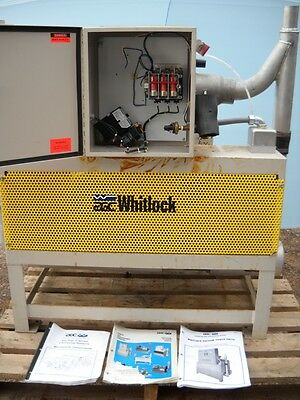 Whitlock Vacuum  Power Unit, Model Vtpb-5, S/n 99Co275, 460 Volt