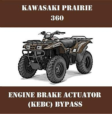 KAWASAKI PRAIRIE ATV 360 Engine Brake / Kebc Actuator Byp ... on arctic cat 250 engine diagram, arctic cat 300 engine diagram, polaris magnum 425 engine diagram, polaris rzr engine diagram, honda trx 300 engine diagram, suzuki king quad 300 engine diagram, suzuki eiger 400 engine diagram, yamaha grizzly 350 engine diagram, suzuki king quad 750 engine diagram, polaris sportsman 700 engine diagram, arctic cat 400 engine diagram, polaris ranger engine diagram, yamaha big bear 400 engine diagram, polaris xpedition 425 engine diagram, polaris sportsman 500 engine diagram, polaris sportsman 400 engine diagram, kawasaki bayou 300 engine diagram, kawasaki brute force 300 engine diagram, kawasaki lakota 300 carburetor diagram, yamaha grizzly 660 engine diagram,