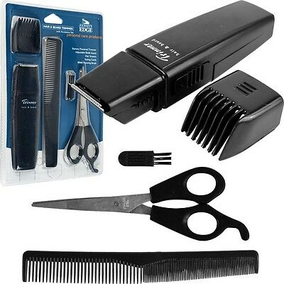 Journey's Edge Hair & Beard Trimmer with Accessory Set- Personal Care Products