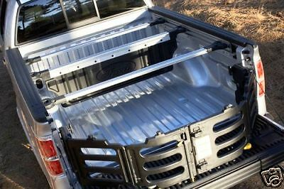 2009 2010 2011 2012 NEW FORD  F150 FORD OEM STOWABLE BED EXTENDER!!