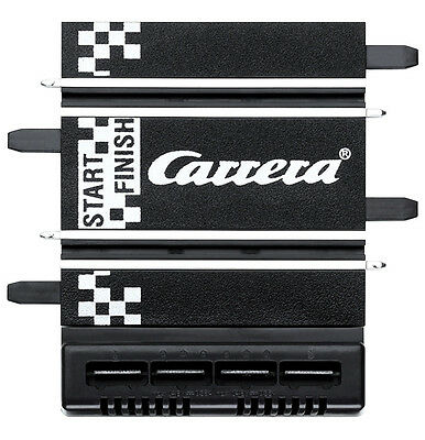 Carrera GO!!! Connecting Section for 1/43 slot car track 61512
