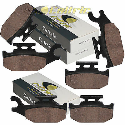 Brake Pads CAN AM OUTLANDER 400 / MAX 400 4x4 2005-2015 Front Rear Brakes