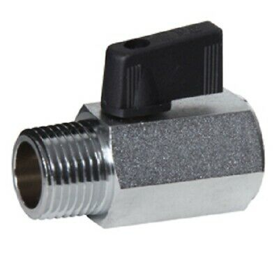 Midwest Control KTC-125 600 CWP 1-1//4 FPT Brass Ball Valve Midwest-Control
