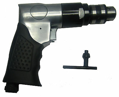 "Rdgtools 3/8"" Key Type Air Drill Reversible"