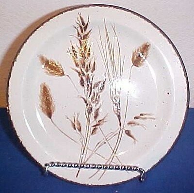 Midwinter Stonehenge Wild Oats Bread and Butter Plate Made in England