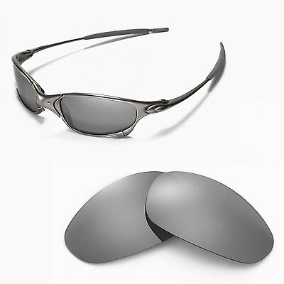 New Walleva Polarized Titanium Lenses For Oakley Juliet