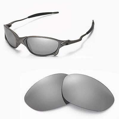 New Walleva Polarized Titanium Lenses For Oakley X Metal XX