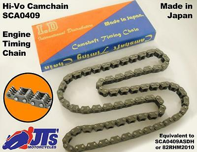 CAMCHAIN CAM CHAIN TO SUIT Kawasaki ZXR400 R (ZX400 H1/H2) (1989-1990)