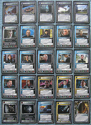 Star Trek CCG First Contact Rare Cards Part 2/2 (1E)