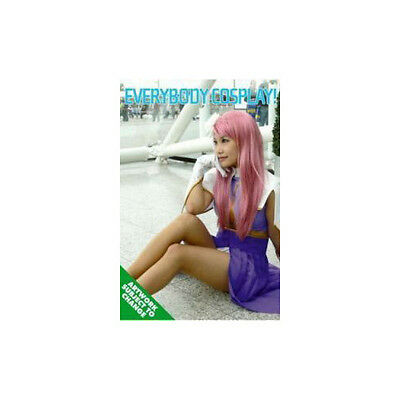 Everybody Cosplay Full Color Anime Book NEW MINT
