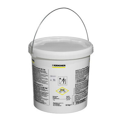 Karcher Rm760 10Kg Carpet Cleaning Powder - Puzzi 8, 100, 200, 10/1 And 10/2