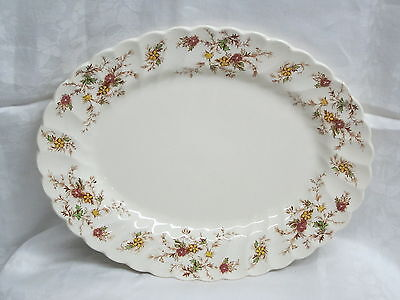 "MYOTT - Heritage - SMALL SERVING PLATTER - 12 1/2"" - 20B"