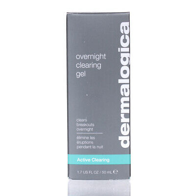 Dermalogica Active Clearing Overnight Clearing Gel 1.7oz/50ml NIB