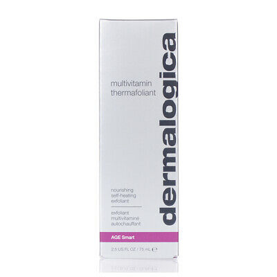 Dermalogica AGE Smart MultiVitamin Thermafoliant Exfoliant 2.5oz/75ml FRESH SAME