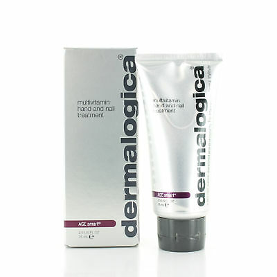 DERMALOGICA MULTIVITAMIN HAND and Nail Treatment 2.5oz/75ml SAME DAY ...