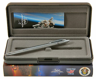 Fisher Space Pen #CH4 / Shuttle Series Chrome Pen