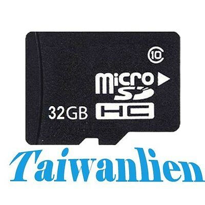 OEM 32GB 32G Class 10 Micro SD Micro SDHC TF Flash Memory Card