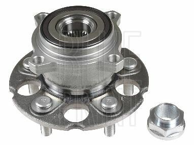 FOR HONDA CRV 2.0i 2.2TD CDTi DTEC 2006->NEW REAR WHEEL BEARING HUB ASSEMBLY KIT