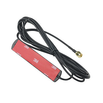 433Mhz 2.5dBi antenna 3meters cable with SMA male connector for Ham Radio