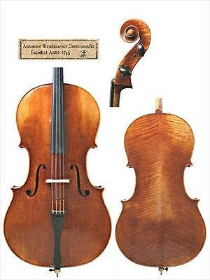 Heritage Stradivari Davidov Model Professional Cello, 4/4 Full Size **NEW**