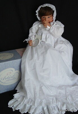 "New In Box Lee Middleton Artist Collection  * Adored * 19"" Doll"