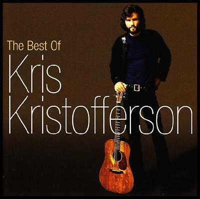 Kris Kristofferson - Best Of Cd ~ Greatest Hits Collection ( Highwaymen ) *New*