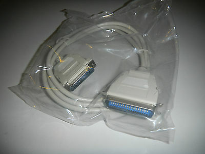 10 x HIGH QUALITY Parallel Printer Data CABLES - NEW  (A1-102)