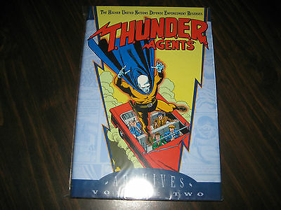 Thunder Agents Archives Vol. 2 DC Comics Wally Wood