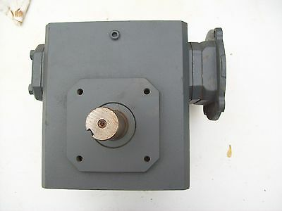 New Falk Worm Gear Reducer 3.60 Input Hp 25:1 Ratio , 1325Wbm2A