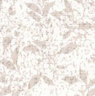 Dollhouse Interior New Creations Wallpaper Sheets NC94309 White / Leaf