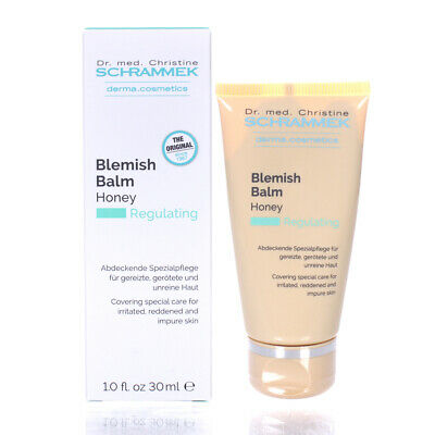 Dr. Schrammek Blemish Balm 1.0oz/30ml Honey BB Cream SAME DAY SHIPPING