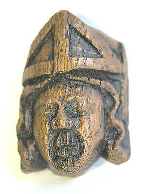 St John Medieval Cathedral carving Unique Ornament Hand Made Oakapple Designs