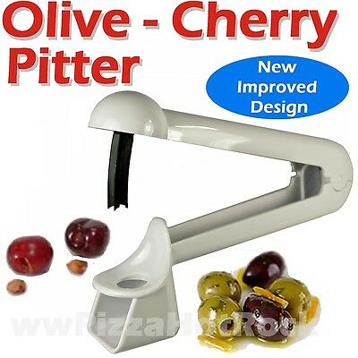 Cherry Olive Pitter Stoner Stones Pits Seed Remover