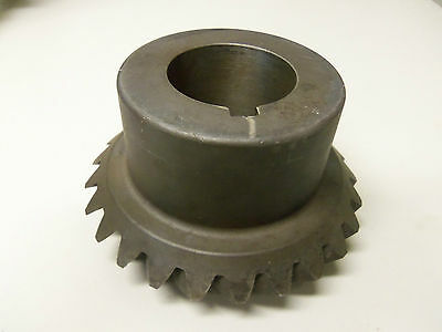 "New Boston Gear Lsa122Y-R Spiral Miter Gear 25T Approx. 2"" Bore Lsa122Y R"