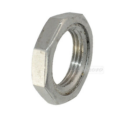"LOCKNUT 1"" NPT 304 STAINLESS STEEL LOCK NUT O-Ring Groove Pipe fitting"