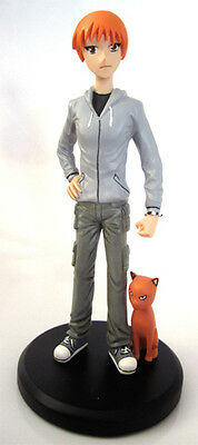 Fruits Basket 6'' Kyo Statue Figure Anime Grey NEW