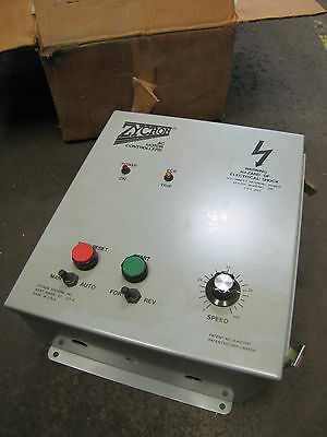 Zycron Ac Motor Controller Control Drive 230V 20351386 2Hp  New