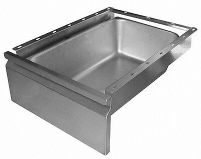 "ACE Stainless Steel Economy Drawer 16"" x 20"" for Worktable NSF DA-1321S"