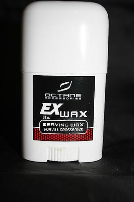 Octane EX Excalibur Wax Crossbow String Cable Deck Rail Serving Wax 2009