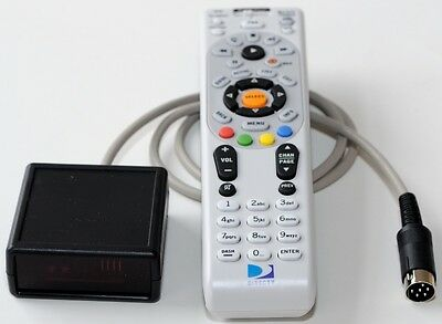 Wireless Remote Adapter for Revox B215, H1 & Studer A721 with Universal Remote