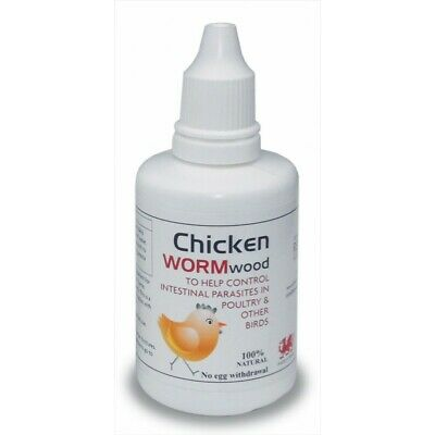 Phytopet Farm & Yard Chicken Wormwood Complex 50ml repels parasites worms flukes
