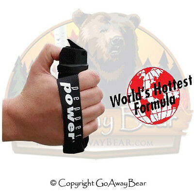 UDAP Pepper Power World's Hottest Formula Jogger Fogger By Makers Of Bear Spray