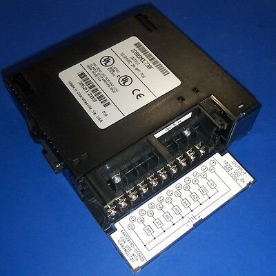 GE FANUC SERIES 90-30 PLC 12/24VDC OUTPUT MODULE IC693MDL730F